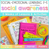 Social Awareness: Empathy, Peer Pressure, Conflict Resolution, Bullying -3-5 SEL