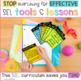 Social Awareness: Empathy, Peer Pressure, Conflict Resolution, Bullying -3-5 SEL