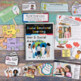 Social Awareness Social Emotional Learning Unit for Elementary Distance Learning