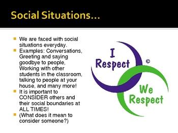 Social Boundaries