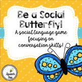 Social Butterfly: A Social Skills Game