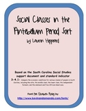 Social Classes of the Antebellum Period Sort