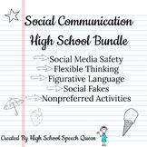 Social Communication Bundle