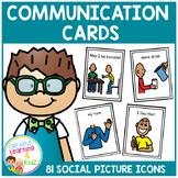 Social Communication Cards Autism