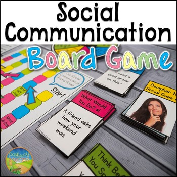 Social Communication Game