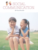 Social Communication IEP Goal Bundle