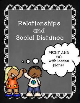 Social Communication: Relationships and Social Distance for Autism ASD and SEMH