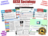 Social Control (Formal vs Informal) - Crime & Deviance L4/20 (GCSE Sociology)