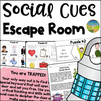 Social Cues Escape Room