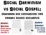 Social Darwinism vs. Social Gospel: using primary sources (Carnegie & Spencer)