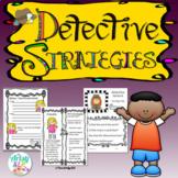 Social Skills: Detective Strategies {Low Prep}