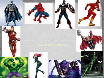 Social Development Super Hero's