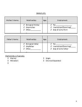 Social Developmental Study