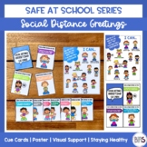 Social Distance Greetings | Safe at School Series