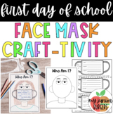 Social Distancing | Back to School Activity | Face Mask Craft
