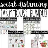 Social Distancing Bundle | Farmhouse Theme