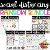 Social Distancing Bundle! | Rainbow