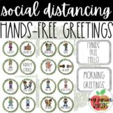 Social Distancing Greetings | Farmhouse