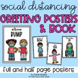 Social Distancing Greetings Posters & Book