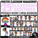 Social Distancing Greetings | Virtual Greetings | Distance