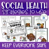 Social Distancing Health Posters Banners Prompts and Reader