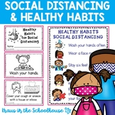 Social Distancing Rules | Back to School TpT Digital Activ