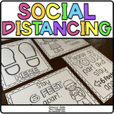 Social Distancing Posters | Stay Healthy in a Covid 19 No
