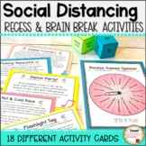Social Distancing Games and Activities