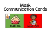 Social Distancing and Mask Supports