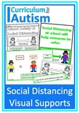 Social Distancing at School Visual Supports Autism