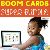 Social Emotional Learning BOOM CARDS Super Bundle - Counse
