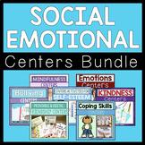 Social Emotional Centers Bundle (Save 20%)