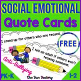 Social Emotional Learning Activities | Social Skills Cards