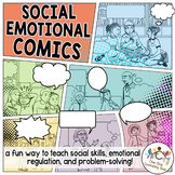 Social Emotional Comics