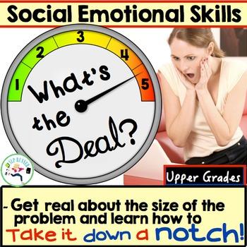 Social Emotional Control for Problem Solving