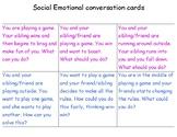 Social Emotional Conversation Cards