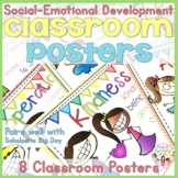 Social-Emotional Development Classroom Posters