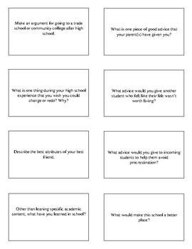 Social Emotional Discussion Circles