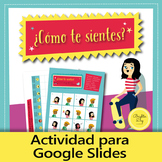 Social Emotional Distance Learning: Spanish Activities (Go