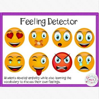 Social Emotional Feeling Detector