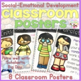 Social-Emotional Development Posters