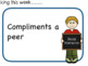 Social, Emotional & Independence Targets Weeks 1-10