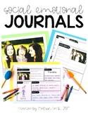 Social Emotional Journals