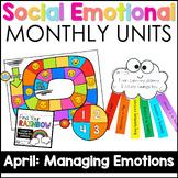 Social Emotional Learning - APRIL