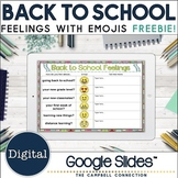 Social Emotional Learning Activities | Google Slides