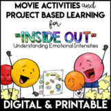 Social Emotional Learning Activities | Inside Out Personality Islands PBL