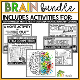 Social Emotional Learning Activities | Mental Health | Brainy BUNDLE