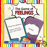 Social Emotional Learning Activities: The Game of Feelings