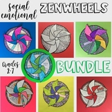 Social Emotional Learning Activities ZenWheels
