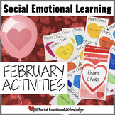 Social Emotional Learning Activities for Valentine's Day